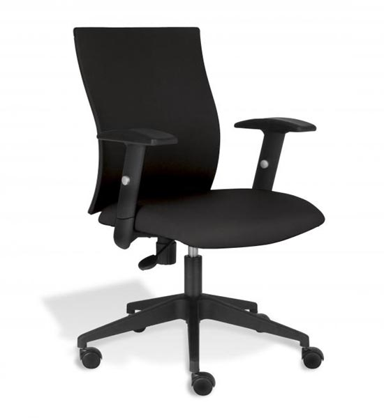 Ergo Curve Office Chair In Office Chairs