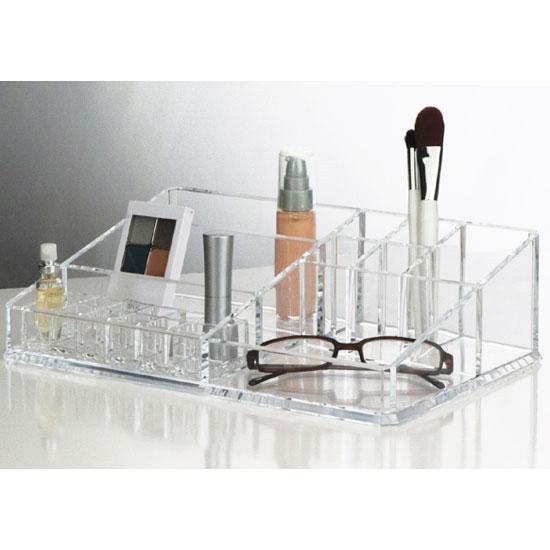 Acrylic Cosmetic Organizer In Cosmetic Organizers