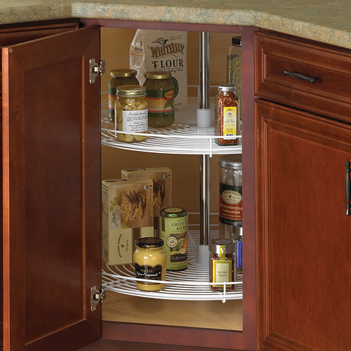 28 Inch Cabinet Lazy Susan Wire Full Round In Cabinet Lazy Susans