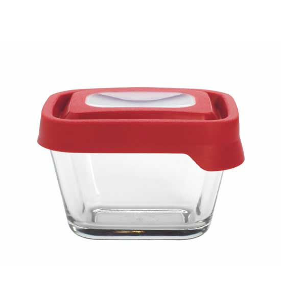 Glass Storage Container Rectangular Small In Glass Food Containers