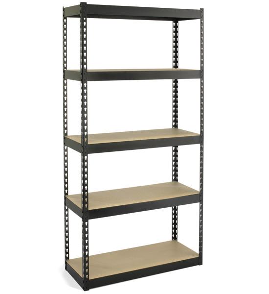 heavy duty storage rack 30 x 60 x 12 inch in heavy duty. Black Bedroom Furniture Sets. Home Design Ideas