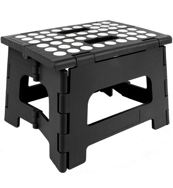 Kitchen Step Stool ~ Kitchen folding step stool in stools
