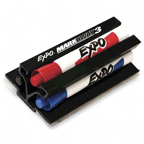 Dry Erase Board Eraser and Marker Holder in Dry Erase Boards