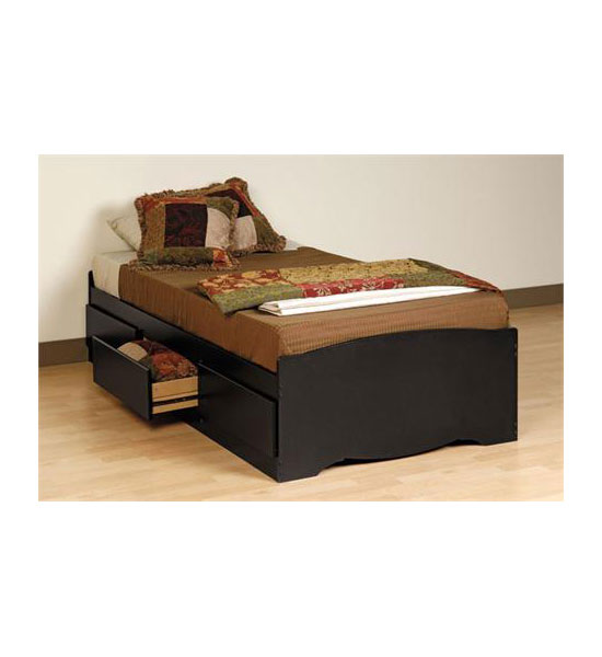 Twin Storage Bed 28 Images New Visions By Lane Storage Bed Walmart Com Thompson Twin Bed 6