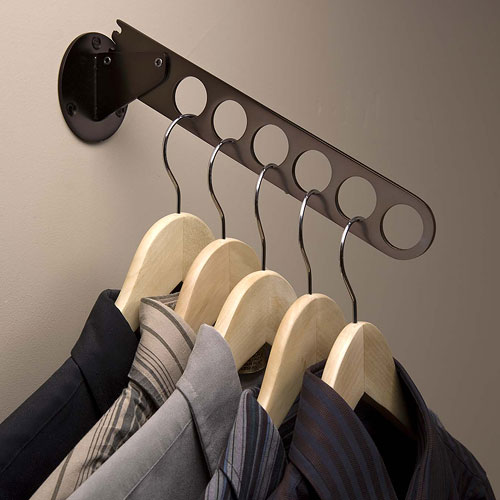 Wall Mount Hanger Valet Oil Rubbed Bronze In Hanger Valets