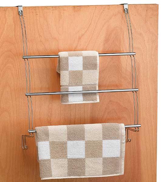 Over The Door Towel Rack In Over The Door Towel Racks