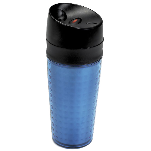 Oxo Liquiseal Travel Mug Blue In Travel Mugs