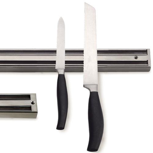 Stainless Steel Magnetic Knife Holder in Kitchen Utensil