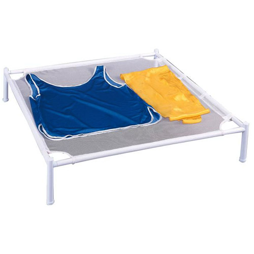 mesh drying rack