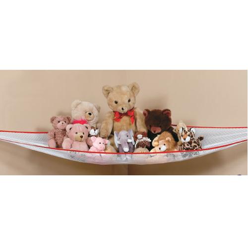 Stuffed Toy Hammock In Toy Storage