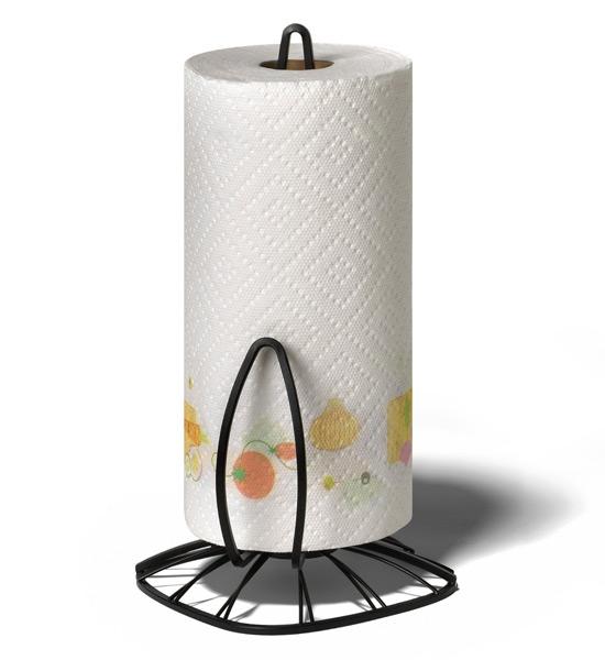 Twist Paper Towel Holder in Paper Towel Holders