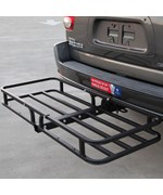 Hitch Mounted Cargo Carrier - Rooftop Carrier
