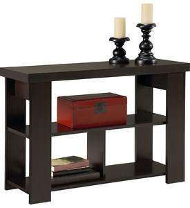 Hollowcore Collection Sofa Table - by Ameriwood Image
