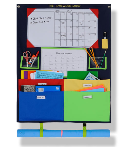 Homework organizer in kids closet organizers for New home construction organizer