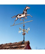 Horse Copper Weathervane