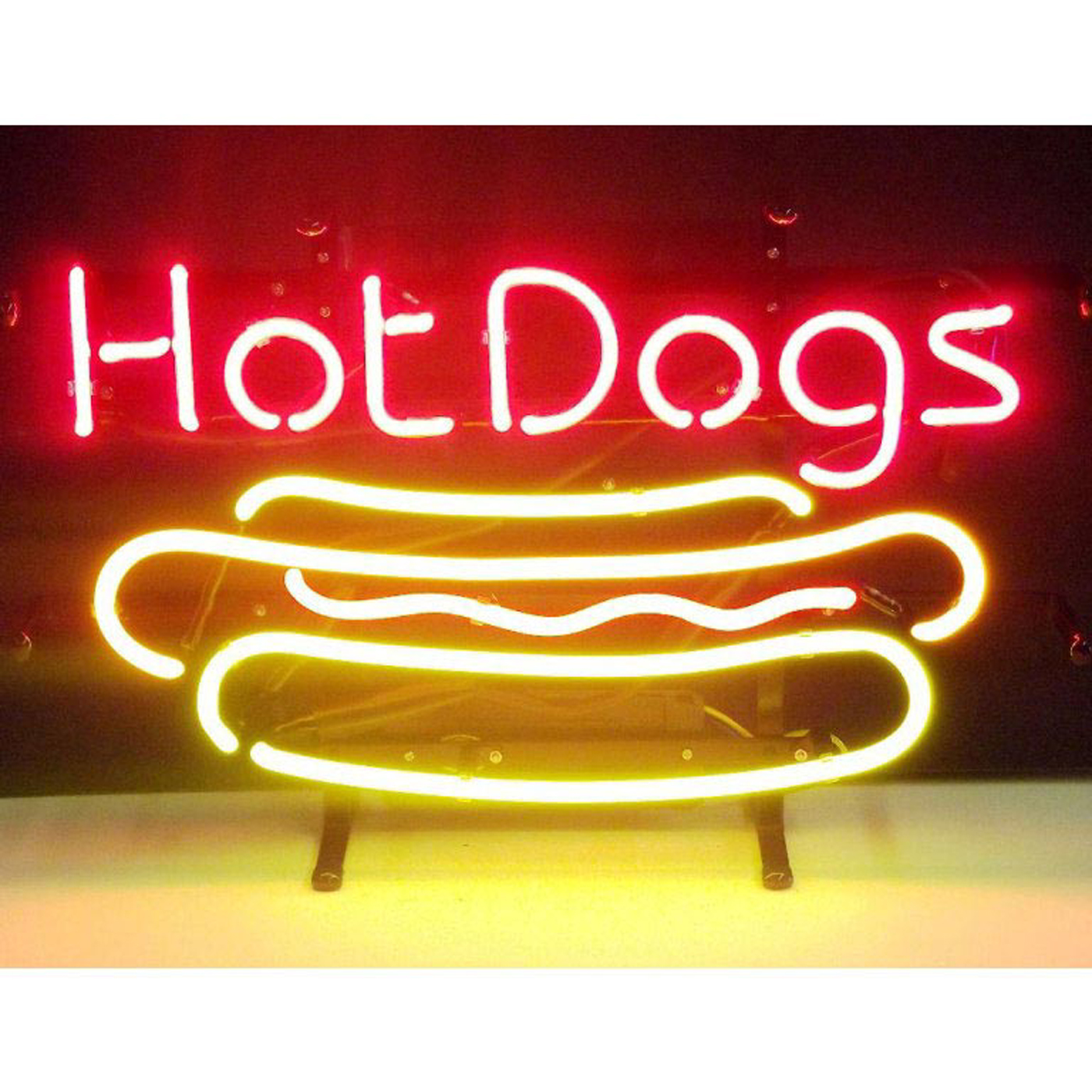 Hot Dog Neon Sign by Neonetics in Neon Signs