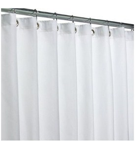Hotel Quality Shower Curtain Image