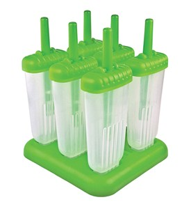 Ice Pop Molds (Set of 6) Image