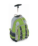 Impactor Rolling Backpack - Olive Green