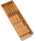 kitchen drawer organizers and trays organize it in drawer knife block price 19 99