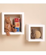 Wall Mount Wood Shadow Boxes