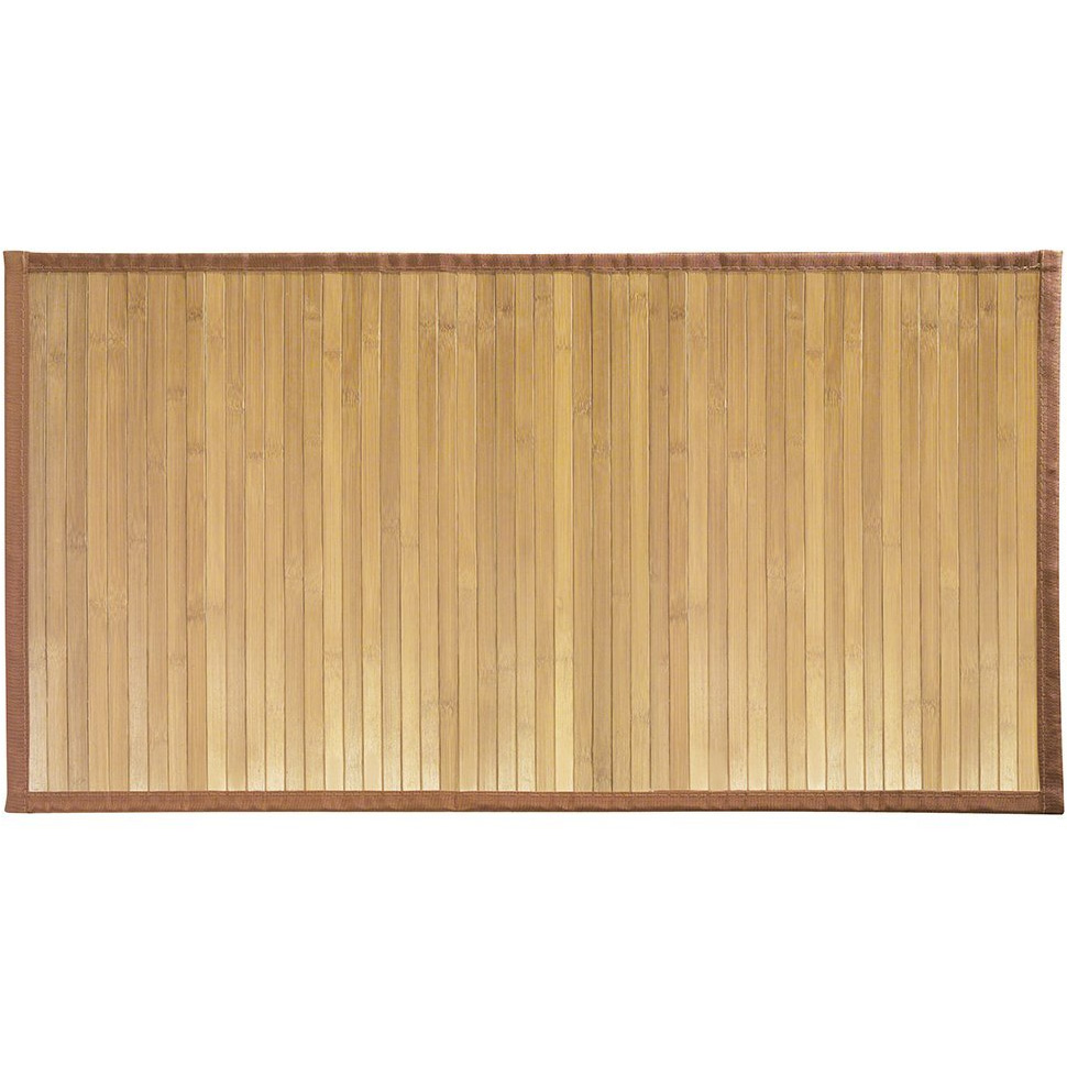 Interdesign Bamboo Bathroom Mat Natural In Shower And