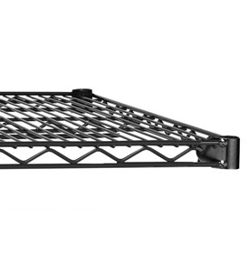 Intermetro Commercial Shelf - 24 Inch - Black Image