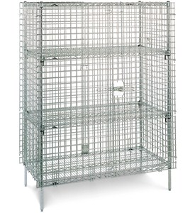 InterMetro Security Shelving Unit Image