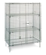 InterMetro Security Shelving Unit