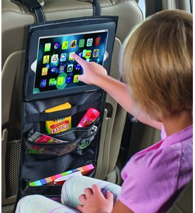 iPad Car Organizer Image