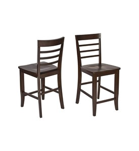 Jamestown Barstools - Set of 2 by Office Star Image