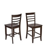 Jamestown Barstools - Set of 2 by Office Star