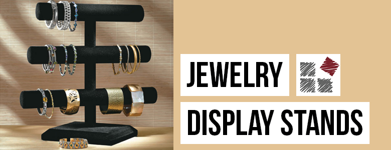 Jewelry Organizers - Display Stands
