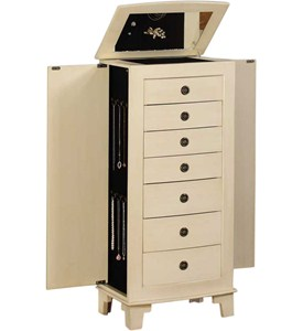 Jewelry Box Armoire Image