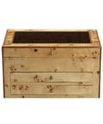 Jewelry Chest - Birds-Eye Maple