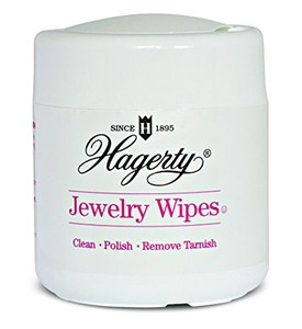 Jewelry Cleaner Wipes Image