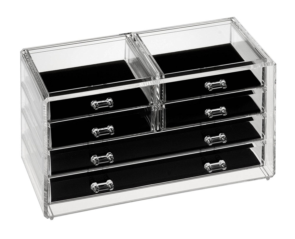 jewelry drawer organizer in jewelry boxes and organizers