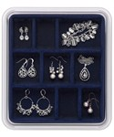 Jewelry Organizer - 9 Compartments