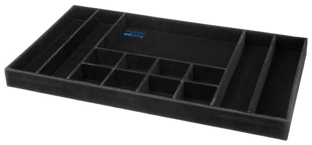 Jewelry Tray Drawer Insert Big O Box In Jewelry Trays