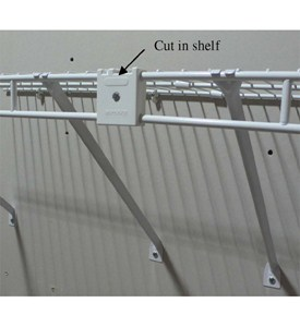 Wire Shelf Joiner Clip Kit Image