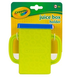 Juice Box Holder - Crayola Image