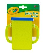 Juice Box Holder - Crayola