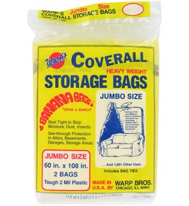 Jumbo Christmas Tree Storage Bag (Set of 2) Image