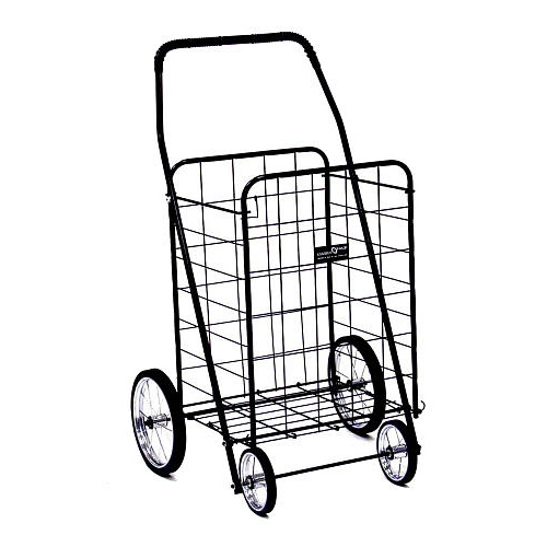 Jumbo Shopping Cart Image