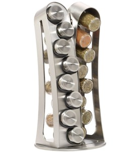 Kamenstein Spice Rack - Stainless Steel Image