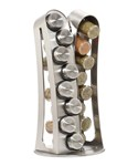 Kamenstein Spice Rack - Stainless Steel