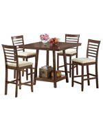 Kelsey 5 Piece Modern Pub Set by Wholesale Interiors