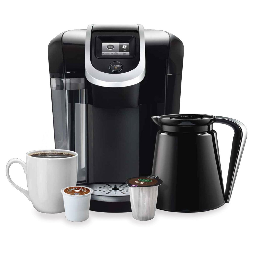 Keurig 2 0 Coffee Brewing System In Coffee Makers And