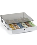Keurig K-Cup Storage Drawer - Glass Top