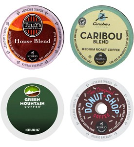 Keurig Medium Roast K-Cups Variety Pack (Set of 48) Image